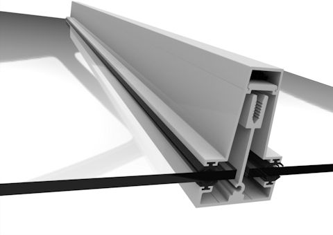 Aluminium Roofing Bars Amp Traditional Tw1 Type Extruded