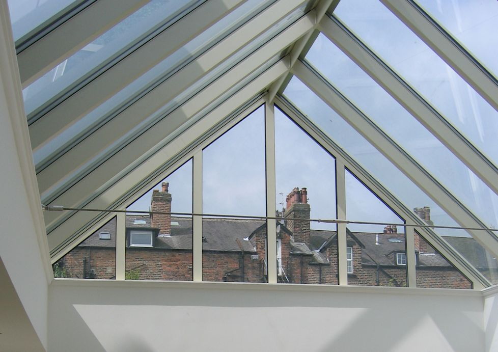 Domestic Gable Ended Skylight