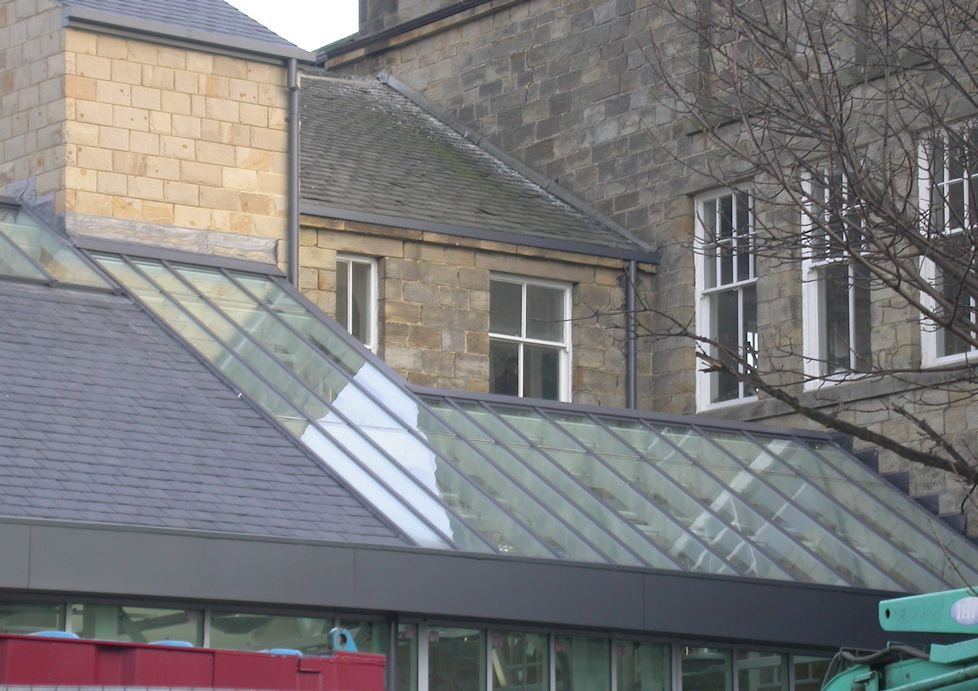 Horsforth Library, West Yorkshire