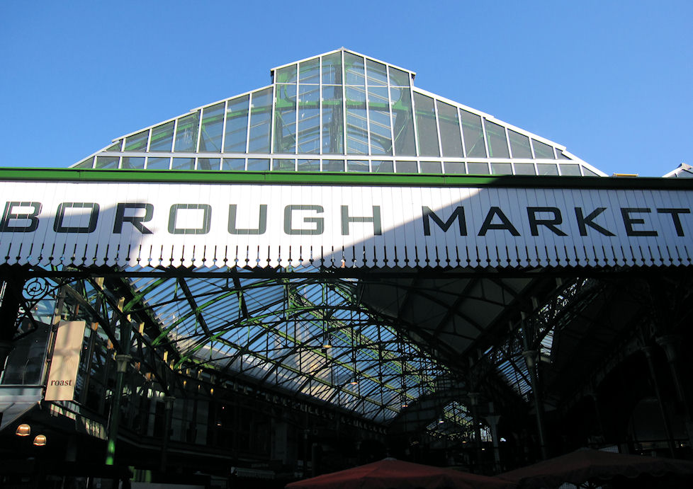Borough Market, London SE1