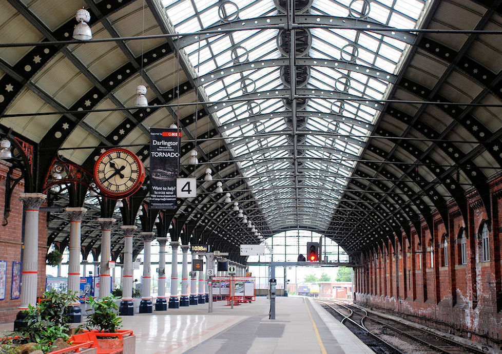 Darlington Railway Station